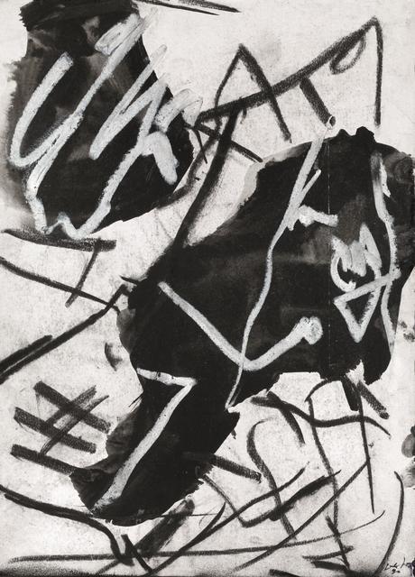 Emilio Vedova, 'Untitled', 1990, Pandolfini