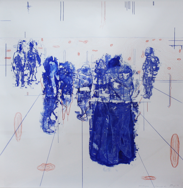 , 'Atonal Group, Cannareggio 10,' 2014, Dominik Mersch Gallery