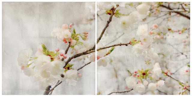 , 'Spring Blush (Diptych),' 2019, Gallery Henoch