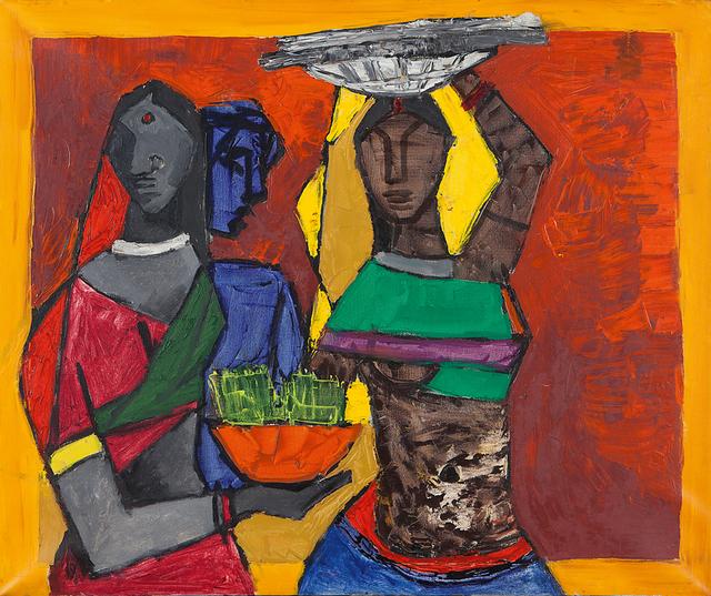, 'Vasant,' , Dag Modern