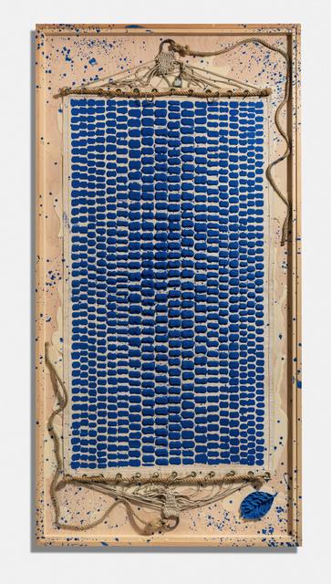 Martin Kline, 'Ultra Marine', 2014, Heather Gaudio Fine Art