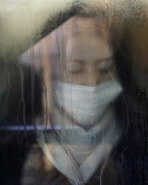 Michael Wolf (b. 1954), 'Tokyo Compression 108', (1954-2019), Photography, Chromogenic Print, Bau-Xi Gallery