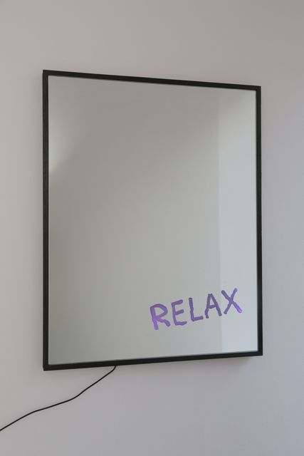 Soft Baroque, 'LED Mirror RELAX', 2019, Etage Projects