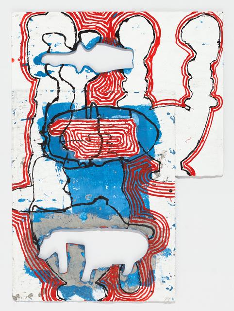 , 'Virtual Artifacts: Propagation,' 2015, McClain Gallery