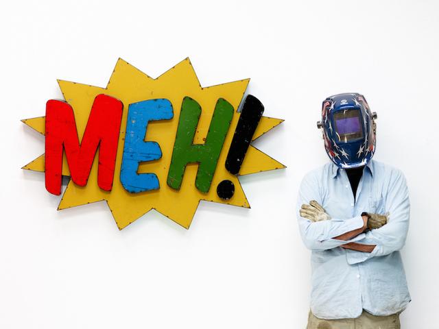 , 'Meh!,' , Artist's Proof