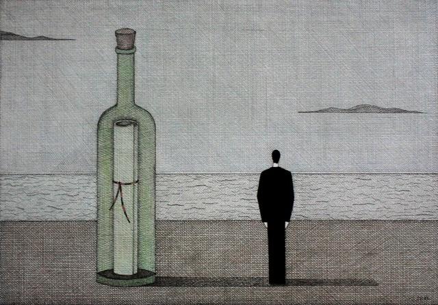 , 'Unsent letter,' 2013, Gallery Katarzyna Napiorkowska | Warsaw & Brussels