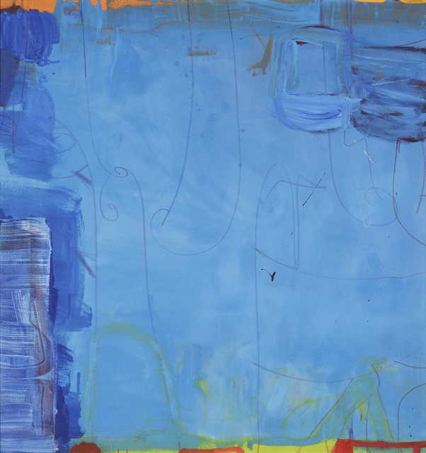, 'Loosha in Blue,' 2012, Park Fine Art