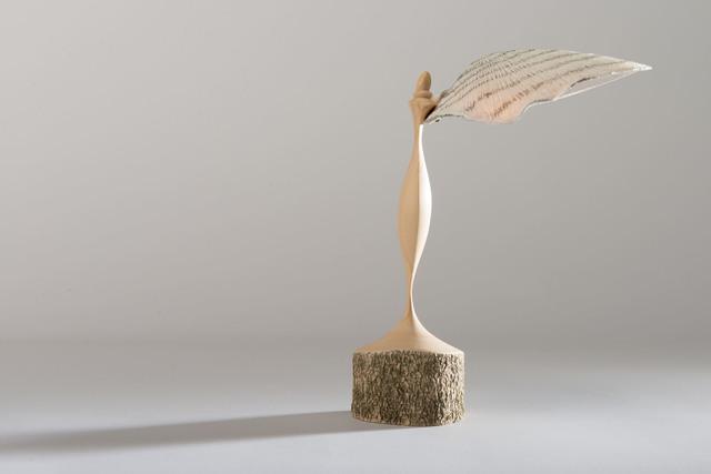 "Joss Naigeon, 'Guardian Angel #8 ""Not all white...""', 2018, Wood Symphony Gallery"