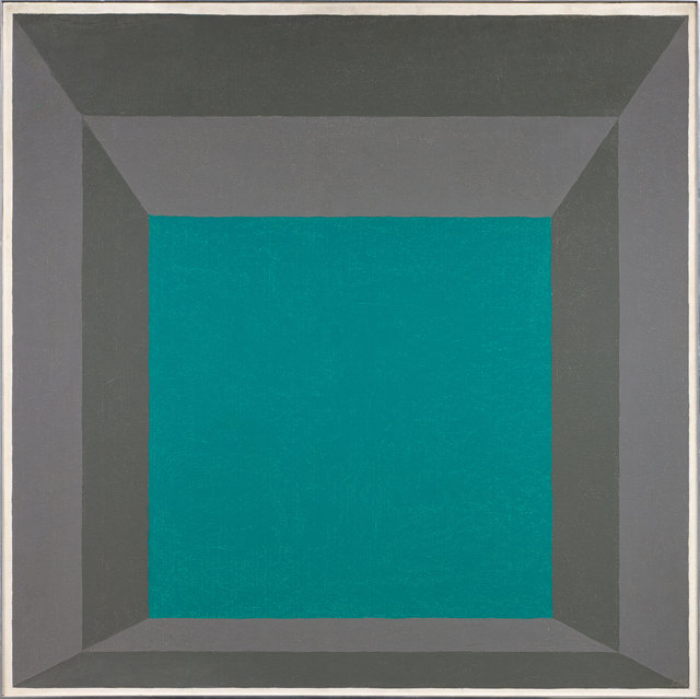 , 'Study for Homage to the Square: Oracle ,' 1961, Galerie Von Vertes