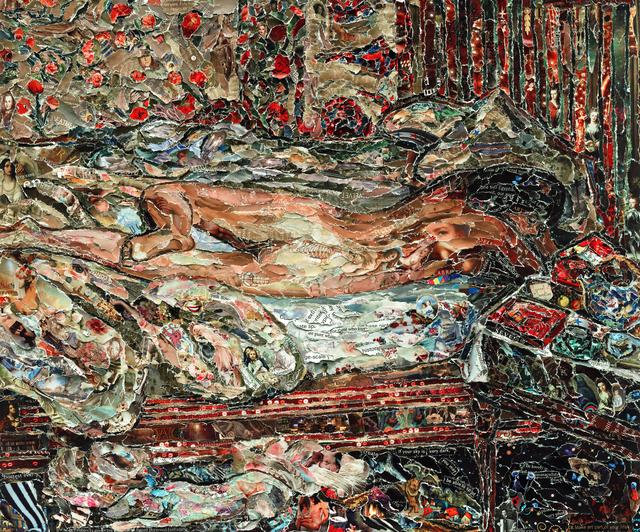 , 'Siesta, after Bonnard,' 2011, Matthew Liu Fine Arts