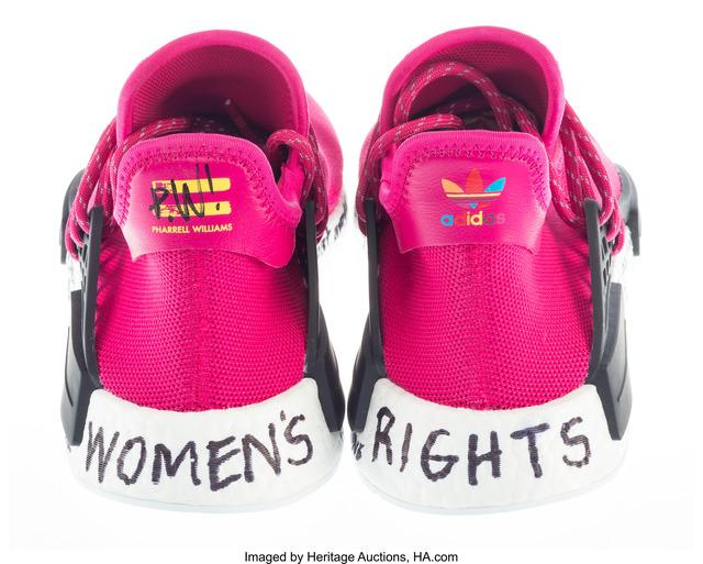 reputable site ae929 39463 Adidas x Pharrell | Hu NMD Pharrell Friends & Family (2016 ...