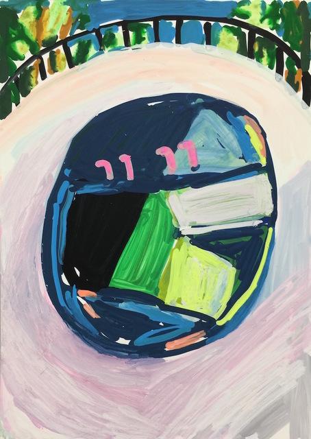 , 'Poolside #5,' 2017, HATHAWAY | Contemporary Gallery