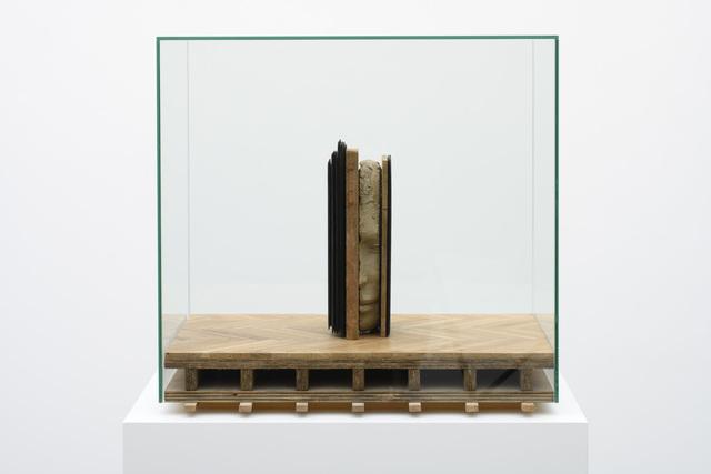 , 'Male Head on Wooden Floor,' , Zeno X Gallery