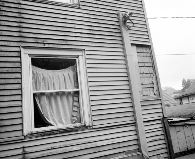 Patrice Aphrodite Helmar, 'Gasineau Avenue Window - Juneau, Alaska', 2018, Photography, C-print, Gaa Gallery