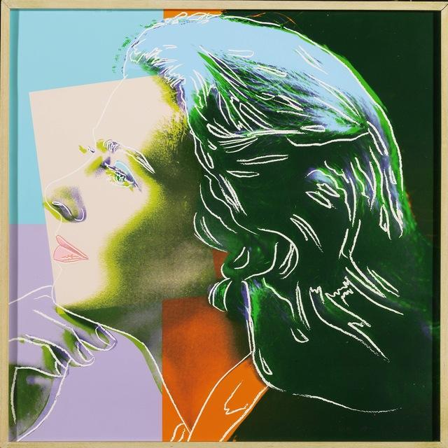 , 'Ingrid Bergman Herself F&S II.313,' 1983, Fine Art Mia