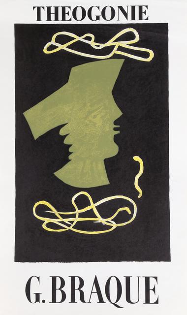 Georges Braque, 'Theogonie ', ca. 1960, RoGallery