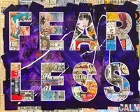 Peter Tunney, 'FEAR LESS', 2019, David Parker Gallery