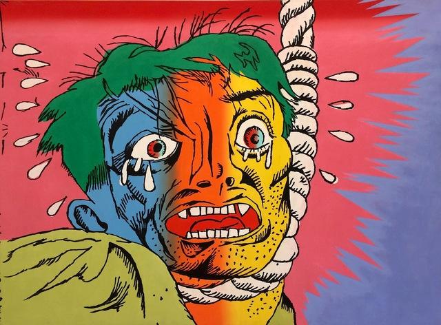 , 'Untitled (Hanging Man),' 1989, Fredericks & Freiser