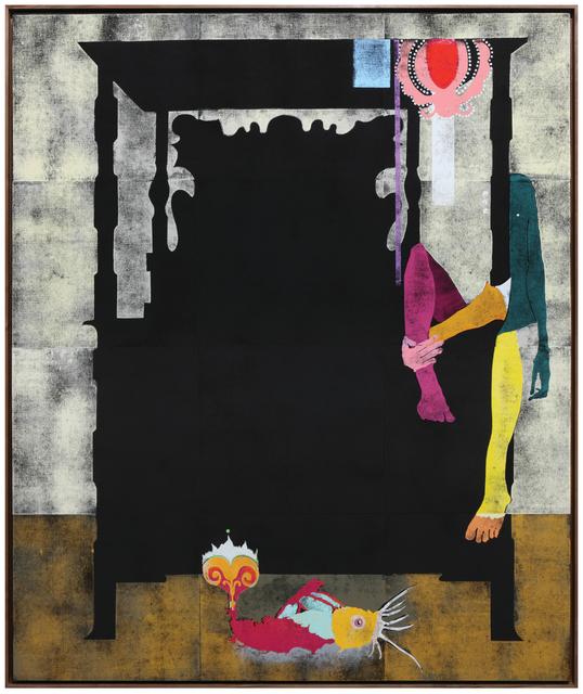 , 'Untitled,' 2014, Museum Dhondt-Dhaenens