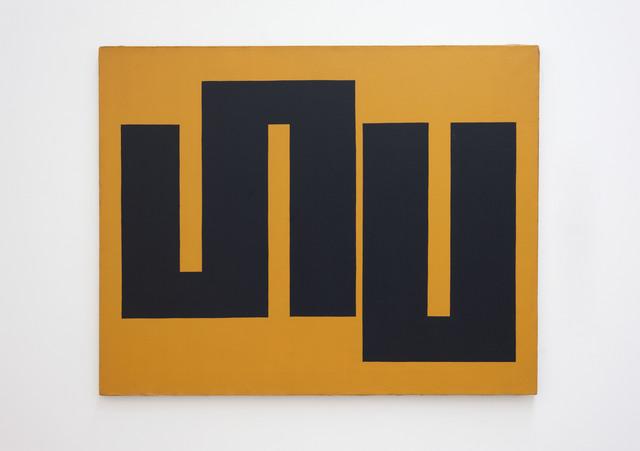 , 'M/3,' 1972, galerie frank elbaz