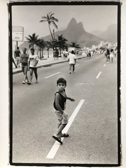 , 'Rio Boy,' 2016, Kate Oh Gallery
