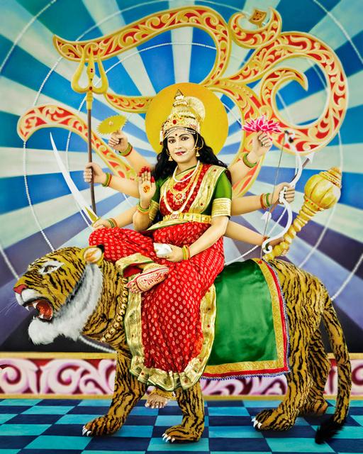, 'Maa Durga,' , Wall Space Gallery