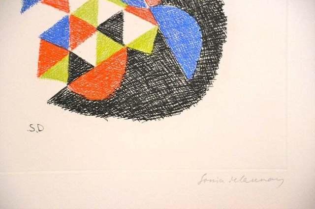 Sonia Delaunay, 'Untitled', 1966, Wallector