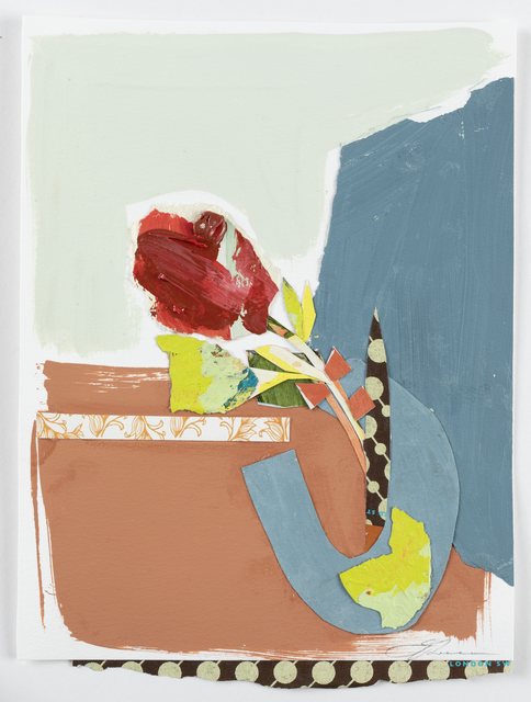 Teresa Roche, 'Floral Series 3', 2019, Miller Gallery Charleston