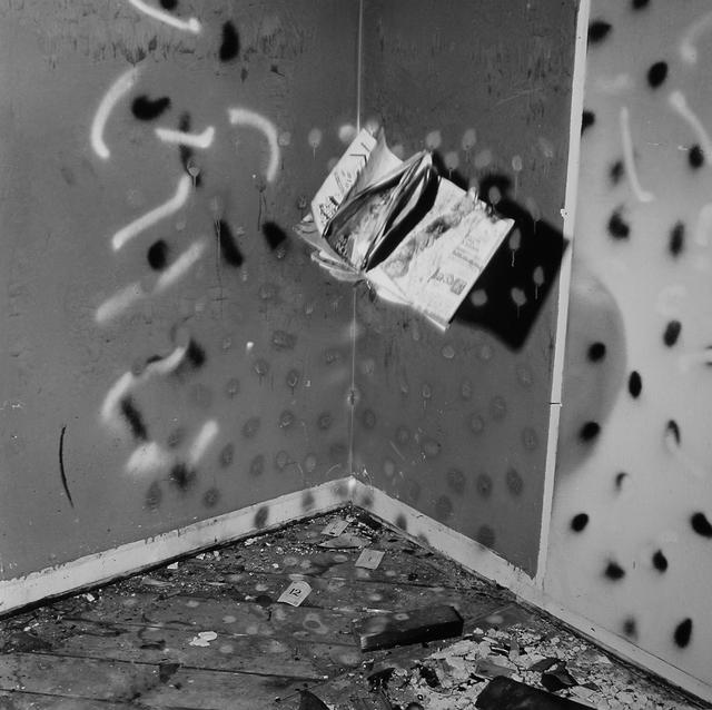 , 'Vandalism Series 74V09,' 1973-1975, wallspace_1