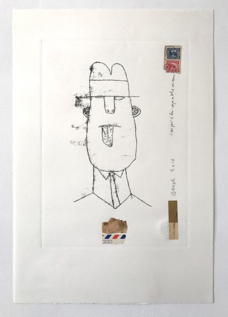 , 'Impish Gentleman,' , Michele Mariaud Gallery