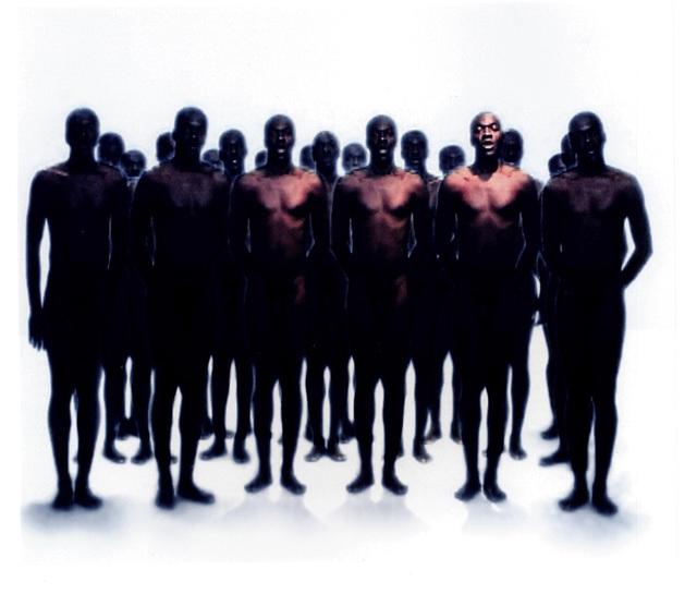 , 'Hymne à nous,' 2009, The Print Atelier
