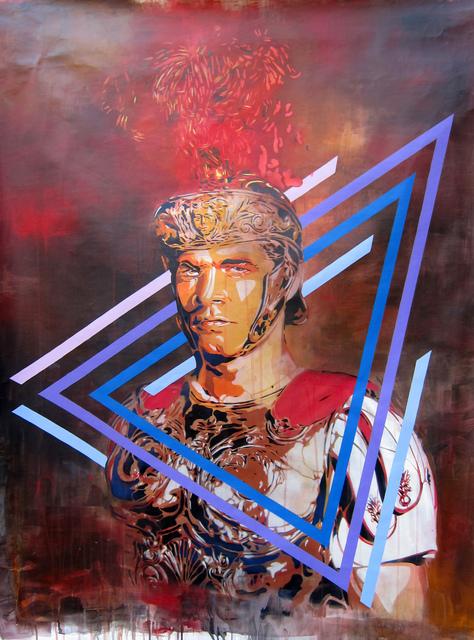 , 'SPQR (Stephen Boyd as Ben-Hur)  ,' 2013, Manfredi Style