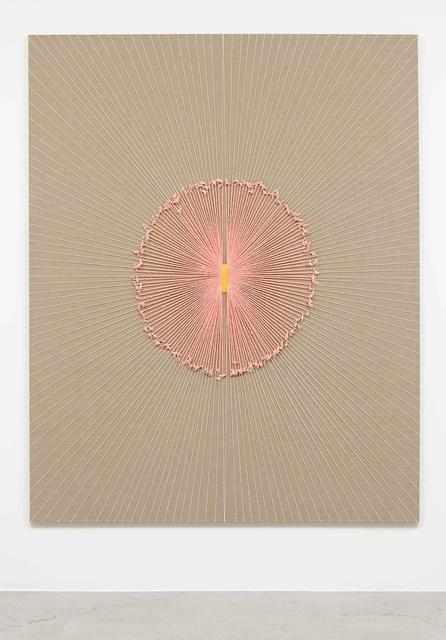 , 'Mandala III,' 2015, Galeria Luisa Strina