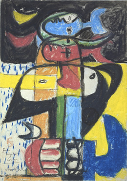 , 'Bull,' 1952, Galerie Zlotowski