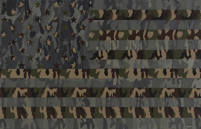 , 'Antiterrorism (Empire),' 2016, Mind Set Art Center