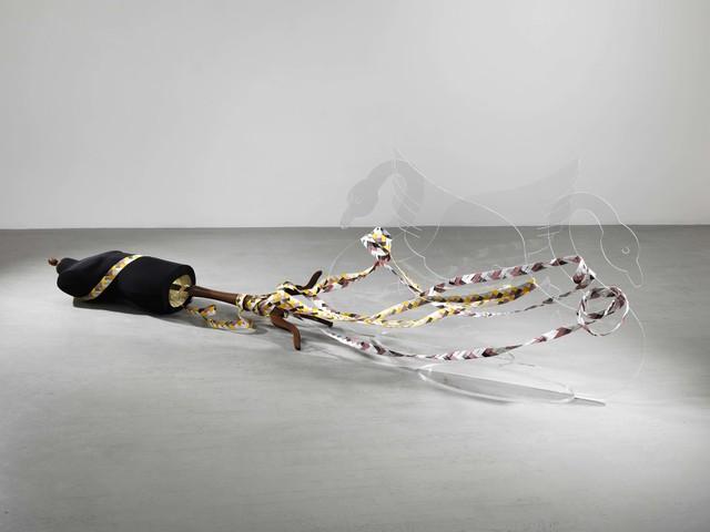 , 'Lohengrin (andata e ritorno),' 2017, Alfonso Artiaco