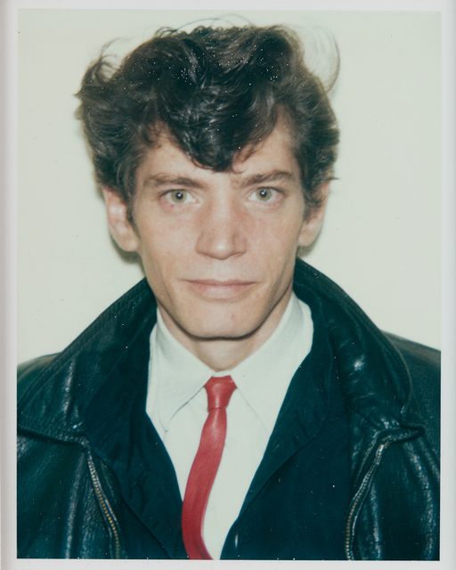 , 'Robert Mapplethorpe,' 1983, Kasmin