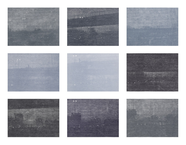 Christiane Baumgartner, 'Nachtfahrt', 2009, Cristea Roberts Gallery