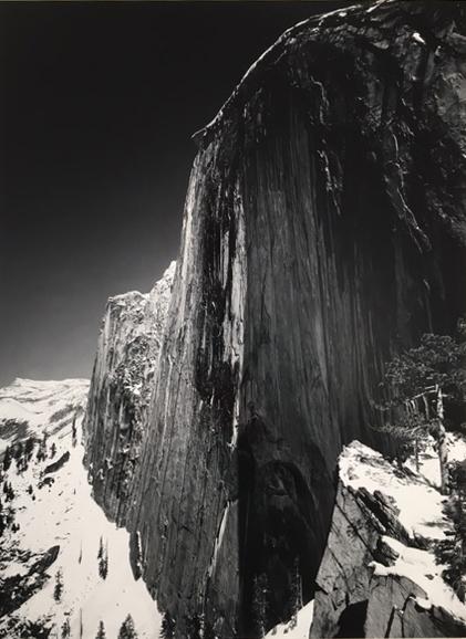 , 'Monolith, The Face of Half Dome, Yosemite, California,' 1927, Robert Mann Gallery