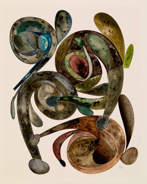 , 'Eel,' 1987-1988, Hamiltons Gallery