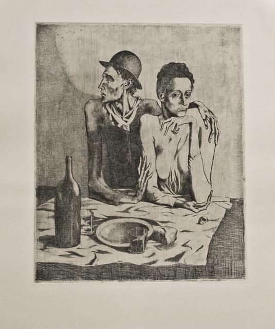 , 'Le Repas frugal,' 1904, John Szoke