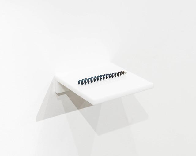 , 'Radiação de corpo negro,' 2015, Galeria Raquel Arnaud