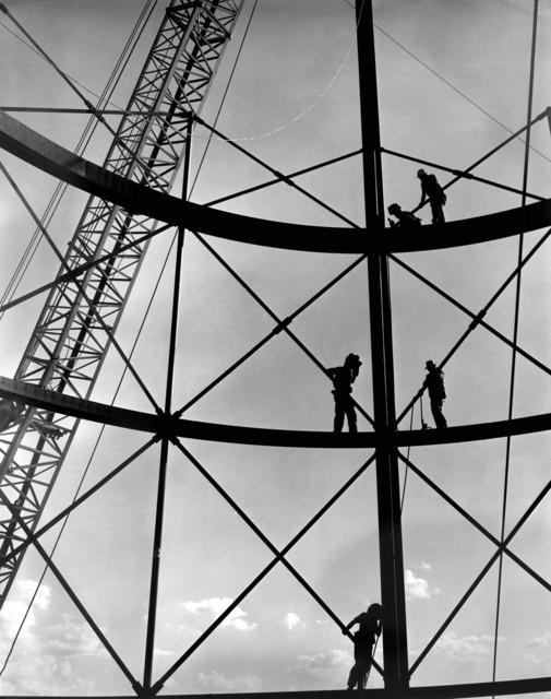 , 'Construction (Mamonal, Colombia),' 1960, SET ESPAI D'ART