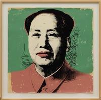 Andy Warhol, Mao  F&S II.95