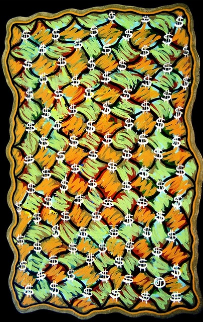 , 'Easy Money,' 1972, Art Sales & Research, Inc.