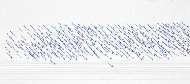 , 'White (St. Moritz, CH),' 2014, Samuel Maenhoudt Gallery