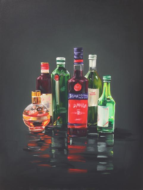 , 'Bottles,' 2014, Hosfelt Gallery