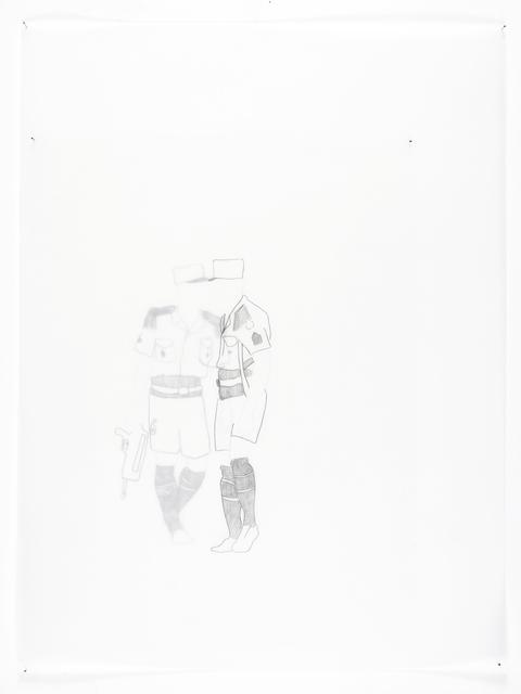 , 'Shapeshifter No.X,' 2016, Selma Feriani Gallery