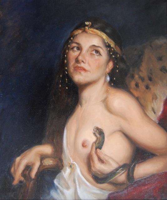 , 'Cleopatra,' 2017, Robert Eagle Fine Art