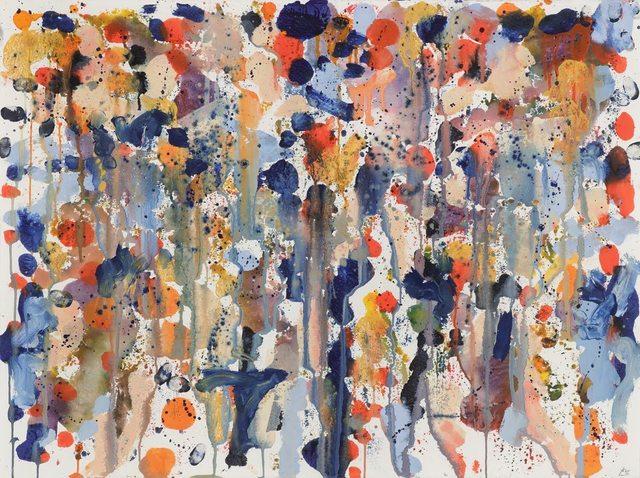 , 'Stanze 46,' 2018, Gallery Jones